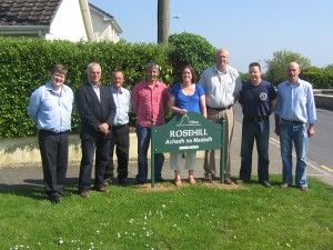 New Townland Signage in Mullagh